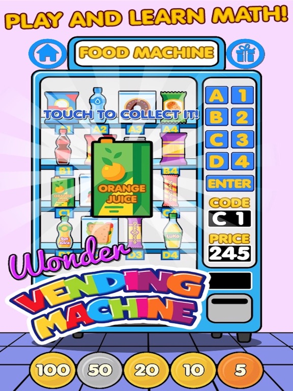 Wonder Vending Machine screenshot 15