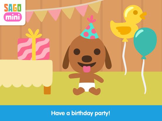Sago Mini Babies Daycare screenshot 10