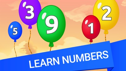 Balloon Pop Education for Kids screenshot 2