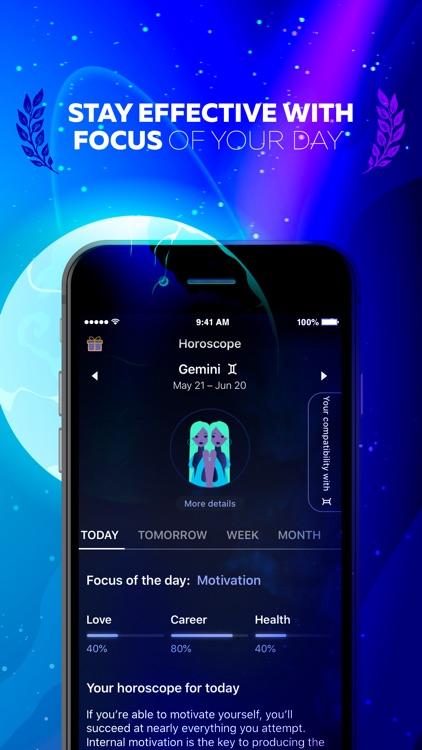 Nebula: Horoscope & Astrology screenshot-3