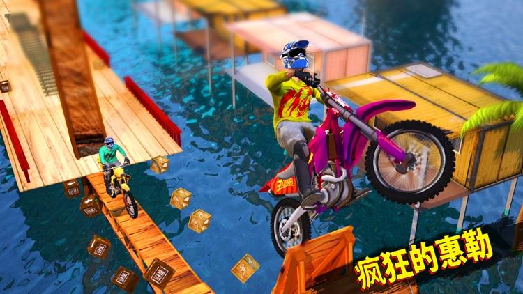 自行车特技竞赛大师3d竞赛