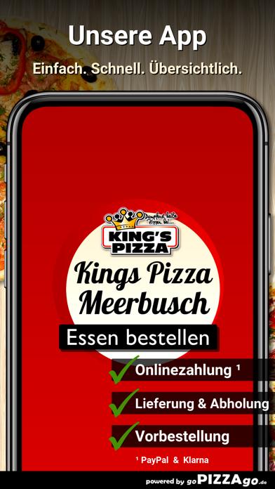 Kings Pizza Meerbusch screenshot 2
