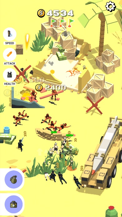 Marines Shooting 3D screenshot 5