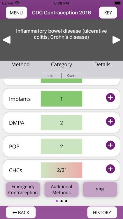 Contraception screenshot-3