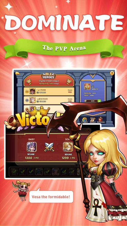 Idle Heroes - Idle Games screenshot-3