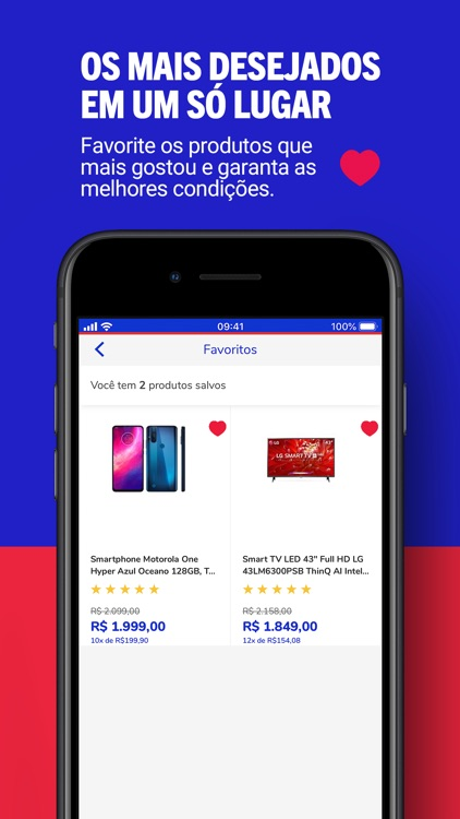 Casas Bahia - Comprar Online screenshot-5