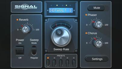 Signal Spirit Communication screenshot 1