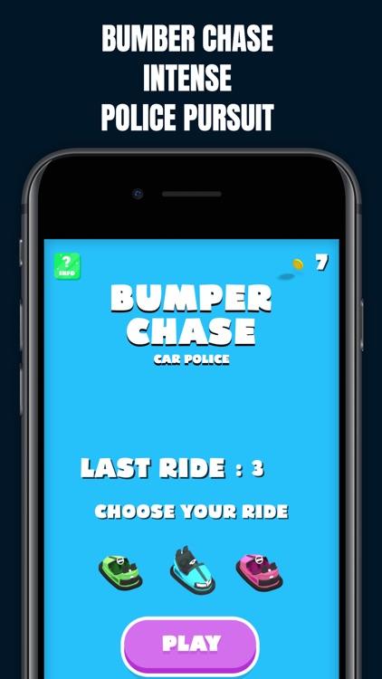 Bumper Chase - Police Car Rage