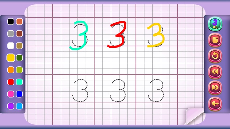 Learning to Write ABC and 123 screenshot-5
