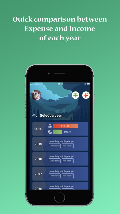 Expense Income Tracker screenshot-5