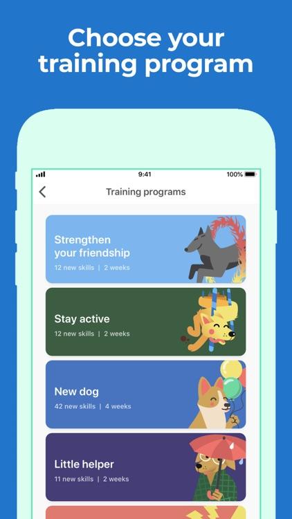 Dog Training & Clicker by Dogo screenshot-6