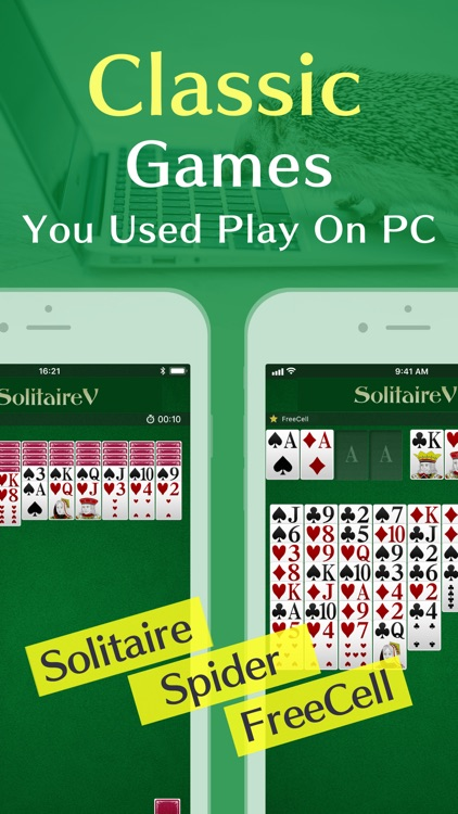 SolitaireV: Collection & Daily screenshot-3