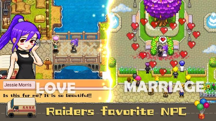 Harvest Town - Pixel Sim RPG screenshot-4