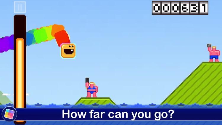 Baby Lava Bounce - GameClub screenshot-0