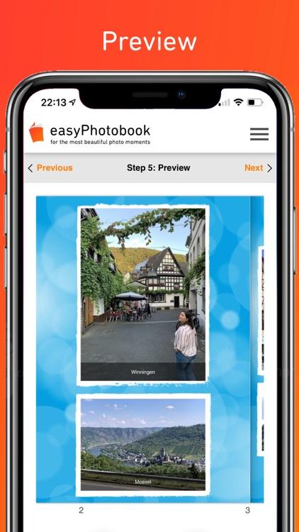 easyPhotobook screenshot-4