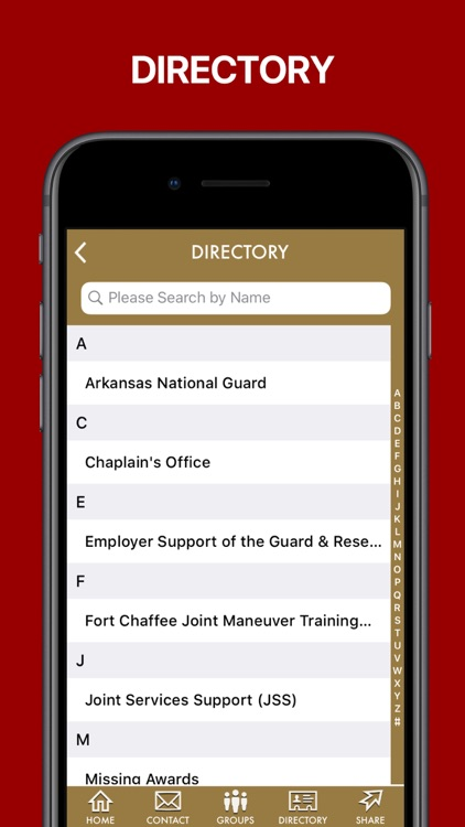 Arkansas Army National Guard screenshot-3