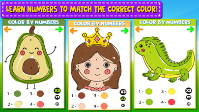 Color And Number screenshot 5