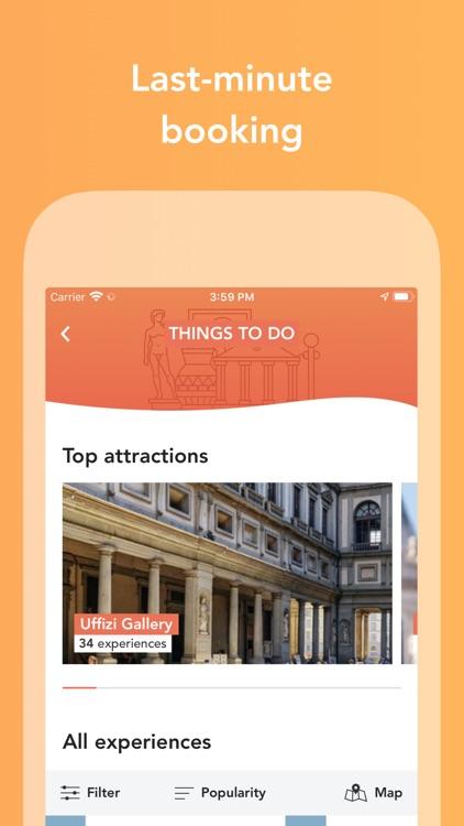 Musement - Travel Activities screenshot-6