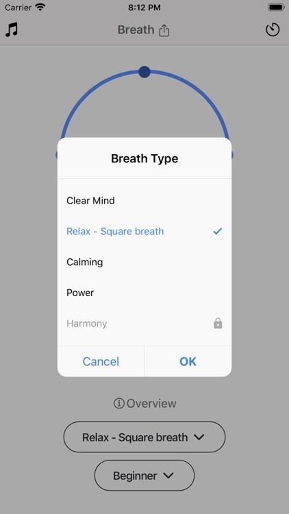 Breathe to Relax Pranayama App