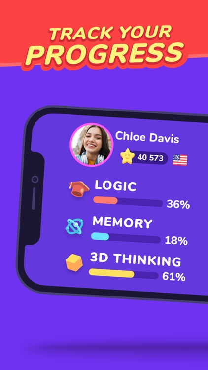 Logic Like: Brain Puzzle Game screenshot-3