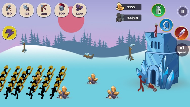 Stickman Clans screenshot-0