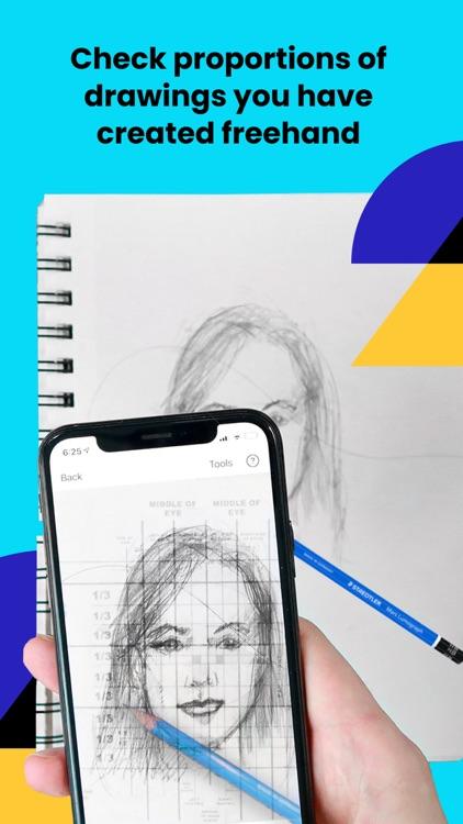 Da Vinci Eye: AR Art Projector screenshot-3