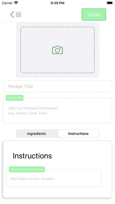 Chef's Coat Screenshot