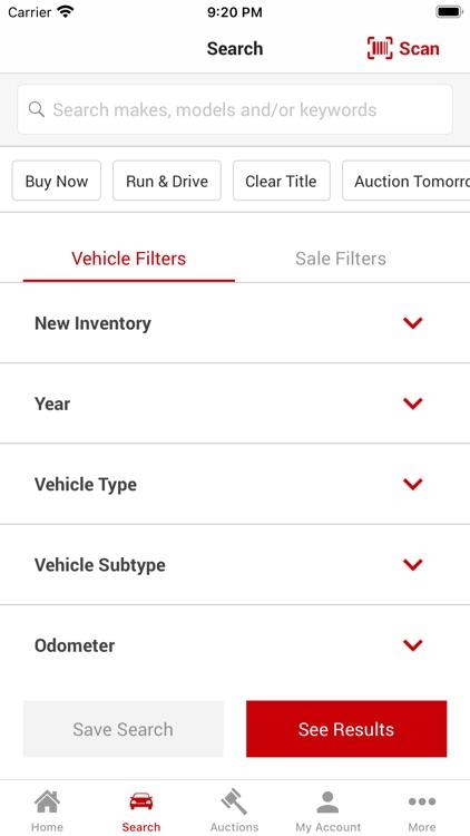 IAA Buyer Salvage Auctions screenshot-4