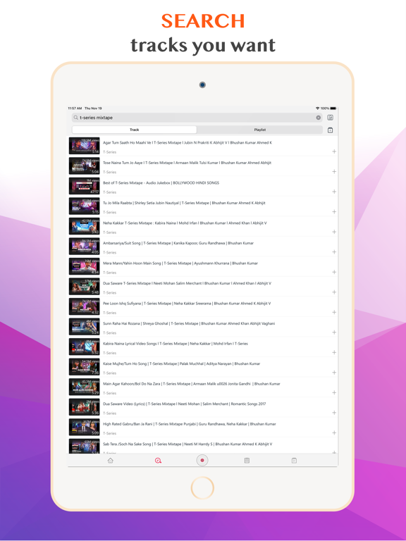 VidMate - Video Music Player