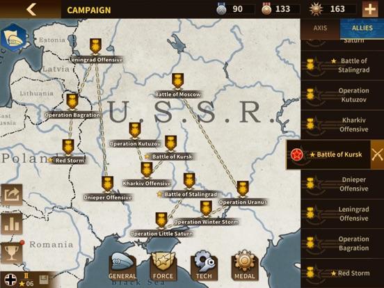 Glory of Generals 3 screenshot 15