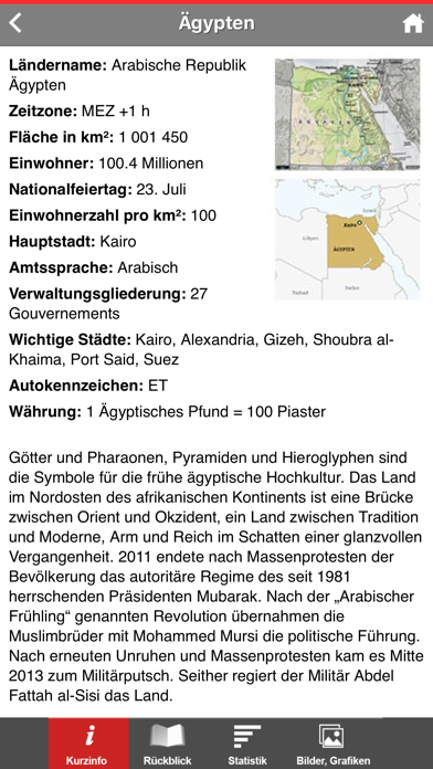 KOSMOS Welt-Almanach 2021 screenshot 2