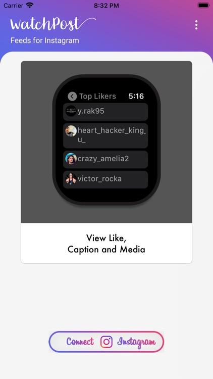 WatchPost for Instagram Feeds screenshot-5