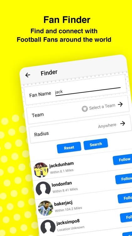 Football Fan - Where Fans Meet screenshot-8