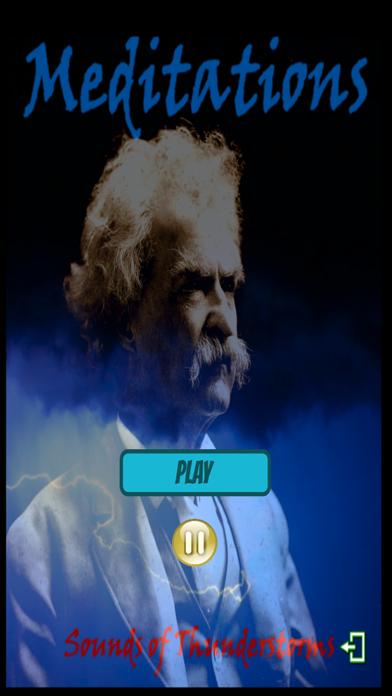 Meditations: Mark Twain screenshot 2