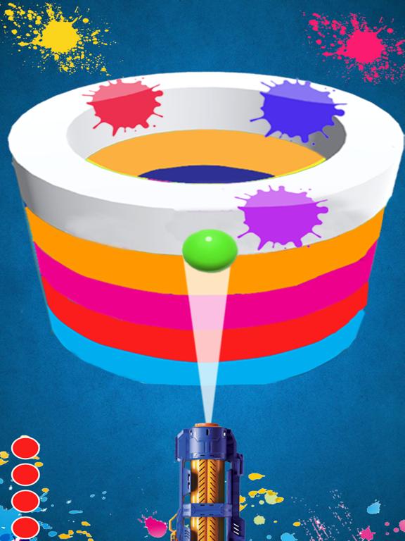 PaintBall Hitting:Tower Blast screenshot 8