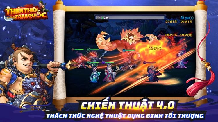 Thiên Thiên Tam Quốc screenshot-4