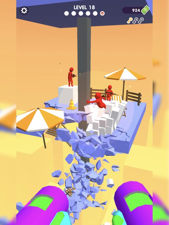 Ground Breaking 3D screenshot 10