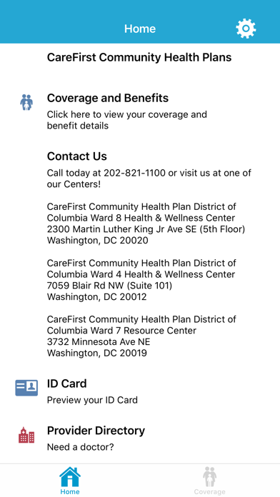 CareFirst CHPDC Mobile App Download - Android APK