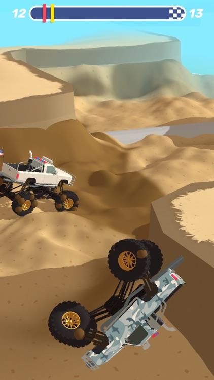 Mudder Trucker 3D screenshot-0