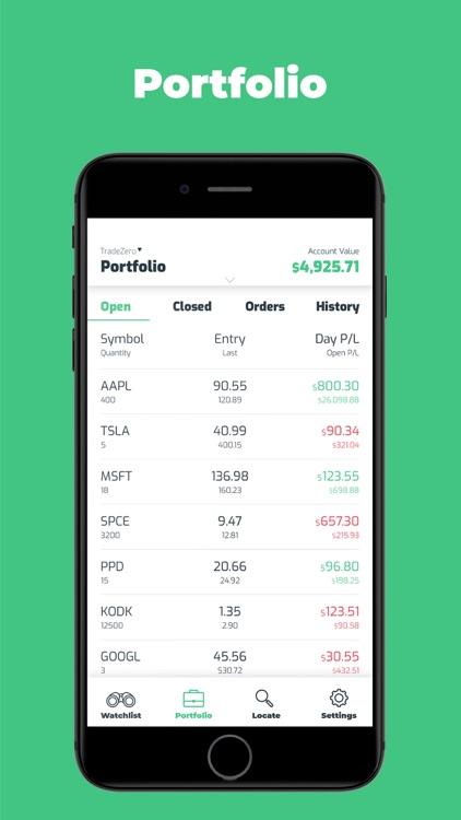 TradeZero screenshot-5
