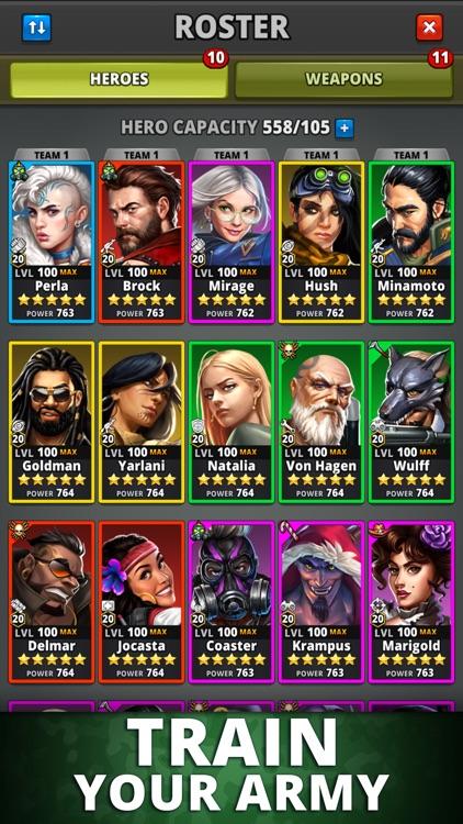 Puzzle Combat: Match-3 RPG screenshot-5