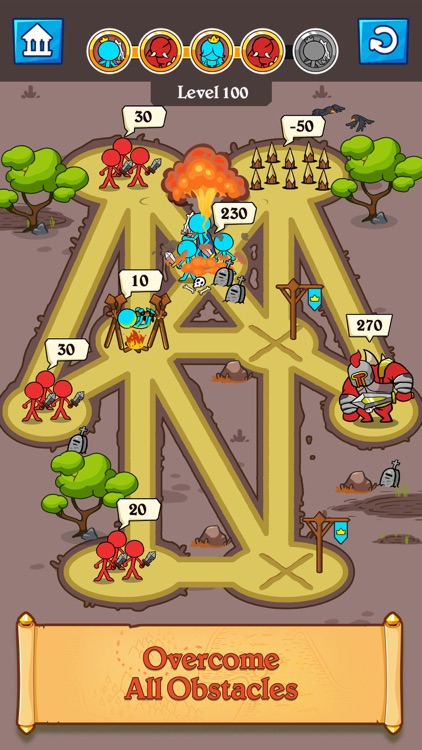 Stick Clash screenshot-3