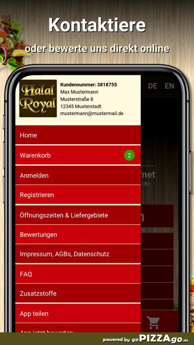 Halal Royal Hildesheim screenshot 3