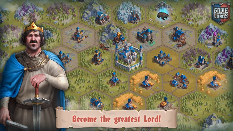 Game of Lords: War and Dragons screenshot-8