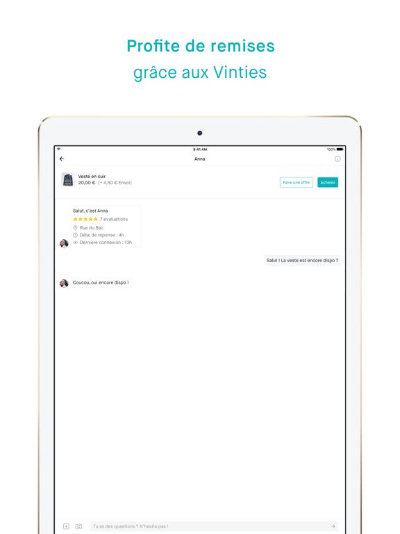 Vinted - Achat & Vente-Privée
