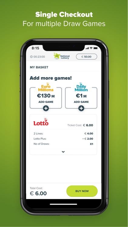 National Lottery - Lottery.ie screenshot-4