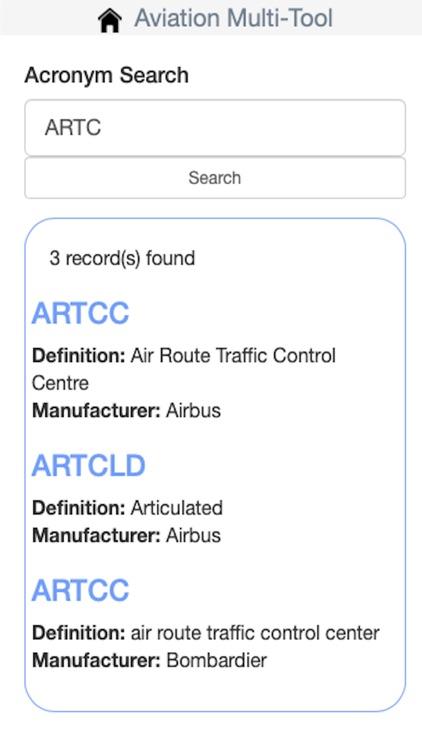 Aviation Multitool