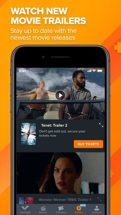 Fandango Movie Tickets & Times screenshot-4