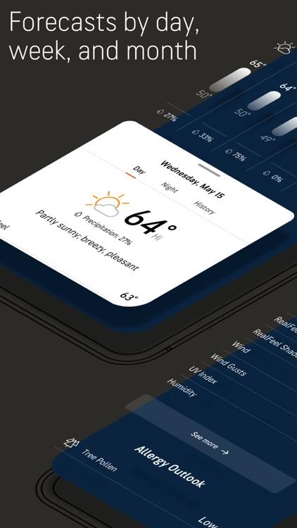 AccuWeather: Weather Alerts screenshot-4