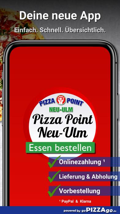 Point Neu-Ulm Pizza screenshot 1